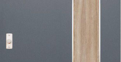 FI01D w kolorze Antracyt Szafir oraz Dąb Bielony